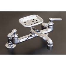 deck mount kitchen faucet deco deck mounted kitchen faucet with soap dish kitchen faucet