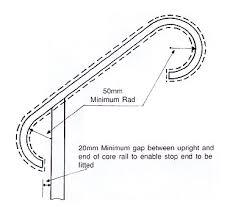 Plastic Handrail Architectural Plastics Pvc Plastic Handrails And Marleyrail