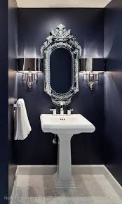 mirror mirror on the wall very intriguing bathroom i like how