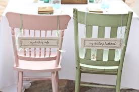 wedding chair signs vintage wedding reception archives southern weddings
