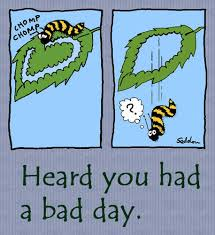 heard that you had a bad day free humor ecards greeting cards