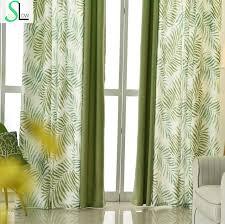 online get cheap blue linen curtains aliexpress com alibaba group