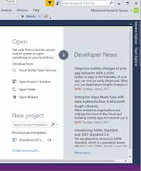 dive into visual studio 2017 technet articles united states