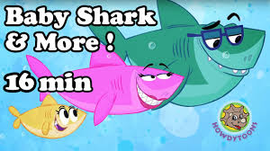 baby shark nursery rhyme lyrics baby shark and more children s songs collection from howdytoons