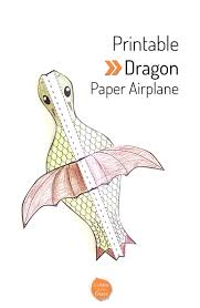 printable flying dragon craft create in the chaos