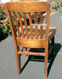 Antique Wooden High Chair Desk Chairs Wooden Vintage Desk Chair Wood With Arms Office Ikea