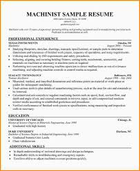 curriculum vitae for students template observation cnc machinist resume template brianhans me