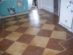 i wish i had seen this about 4 months ago paper bag flooring i