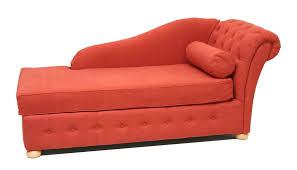 Red Chaise Lounge Sofa by Couch Designs Home Design