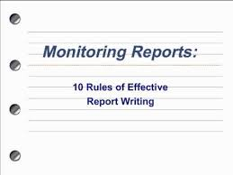 monitoring report template clinical trials monitoring reports 10 trailer