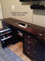 tailormade sewing cabinets nz 19 best sewing machine storage desk and cabinets images on pinterest