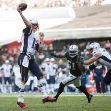 Oakland Raiders American Flag Raiders Hit Rock Bottom In 33 8 Loss To Patriots In Mexico City