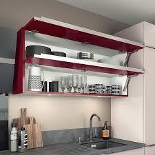 meuble cuisine haut meubles cuisine optimiser l espace avec les meubles hauts mobalpa