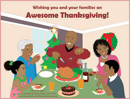 wishing you and your family a happy thanksgiving family