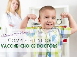 Jody Banister Md Naturally Nicole U0027s Complete List Of Vaccine Choice Doctors By