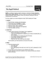 collection of sq4r worksheet bloggakuten sq4r reading