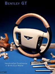 bentley steering wheel custom made bentley continental gt steering wheels by rau automotive