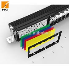 52 inch led light bar cover amber led light bar covers work lights and cubes honda brv 2 in