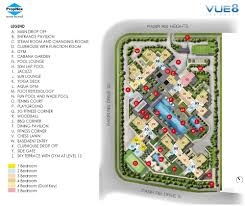 the vue floor plans vue 8 residence