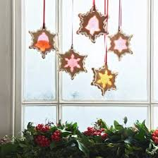 stained glass window biscuits easy christmas recipes