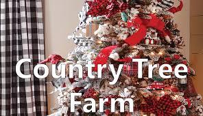 country christmas tree country christmas tree theme raz c christmas