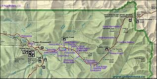 alum creek cground map yellowstone up and personal 02 through 03 july 2015 trip