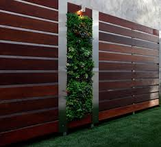 Garden Fence Types - boundary fencing ideas infatuate photo front garden boundary fence
