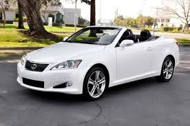lexus is 250 convertible 2012 lexus is 250 convertible below book reduced loaded with