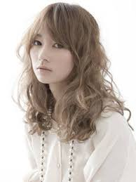 long curly japanese hairstyles celebrity plastic surgery photos