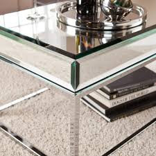coffee table beautiful mirrored coffee table images design and