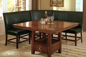 Dining Room Bench With Storage Corner Dining Bench Diy Corner Bench Dining Set Plans Corner Bench