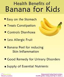 are bananas healthy for babies