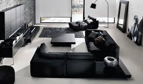 Black Leather Sofa Living Room Design Living Room Best Ideas With Black Leather Sofa And Stand White