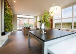 alluring large indoor garden design with variant house plants for