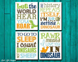 Wall Decor For Kids Room by Best 10 Dinosaur Room Decor Ideas On Pinterest Dinosaur Kids