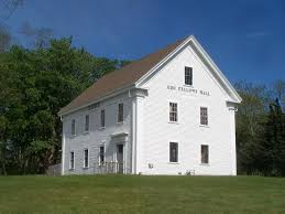 new life for old schoolhouse is goal for odd fellows cape cod
