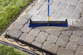 How To Build A Stone Patio installing pavers how to install belgard pavers u0026 retaining walls