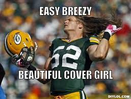 Funny Sports Memes - easy breezy beautiful cover girl nfl memes sports memes funny