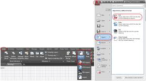 how to import pdfs as autocad geometry in autocad 2017 cadsoft