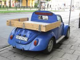 volkswagen bug truck volkswagen beetle pickup