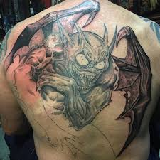 gargoyle tattoos tattoo collections