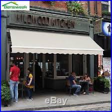 Retractable Awnings Ebay Patio Awnings Canopies And Tents Acrylic