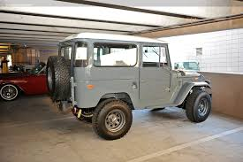 1970s toyota land cruiser auction results and data for 1970 toyota land cruiser fj 40