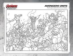 free kids printables photo gallery avengers coloring pages