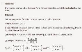 simple and compound interest word problems worksheet worksheets
