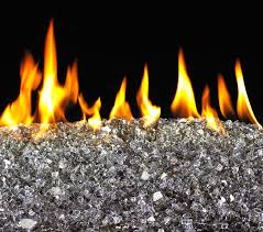 glass rocks for gas fireplaces artistic color decor luxury under