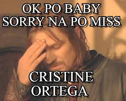 Sorry Po Meme - ok po baby sorry na po miss frustrated boromir meme on memegen