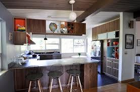 blue ridge mid century modern kitchen fivedot design build