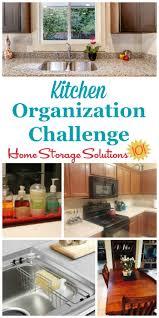 kitchen sink organization ideas u0026 storage solutions