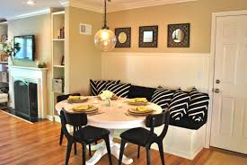interior design kitchen small space diy banquette arafen